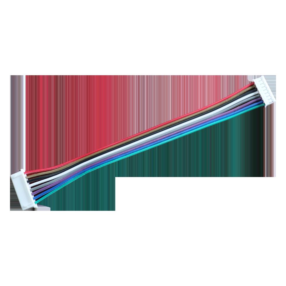 2.45彩色排线