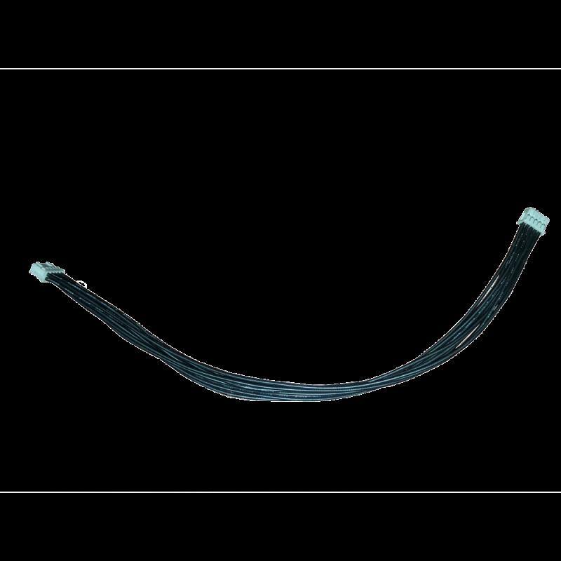 冲电桩内部线束