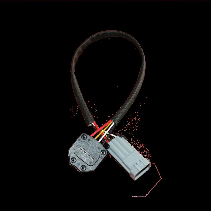 无刷风扇连接线束
